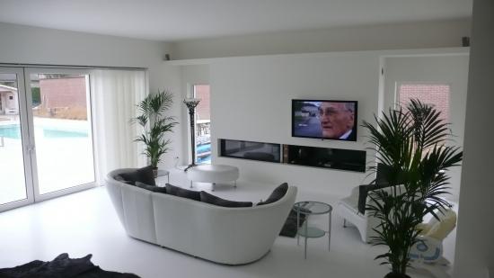 Modern Strak Interieur : Dream house interieurs droomwensen kunnen vervuld worden